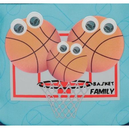 Bolso de viaje Enso Basket Family