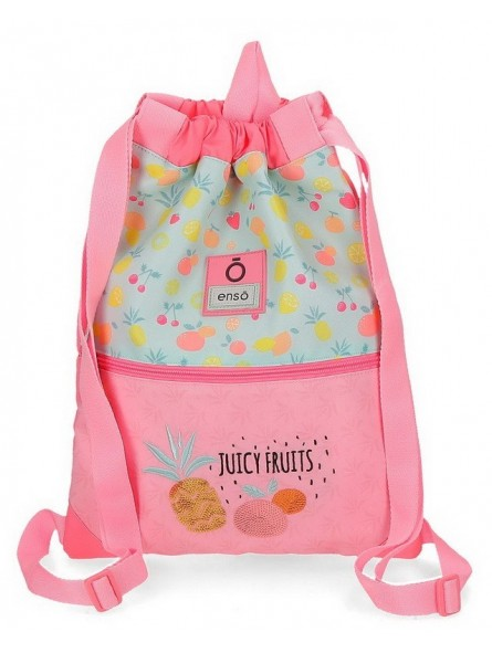 Mochila saco Enso Juicy Fruits