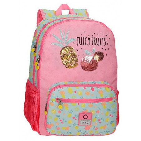 Mochila doble adaptable Enso Juicy Fruits