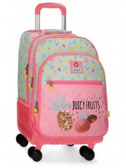 Mochila 4 ruedas Enso Juicy Fruits