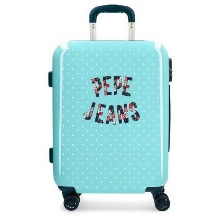 Maleta cabina Pepe Jeans Emory Dots