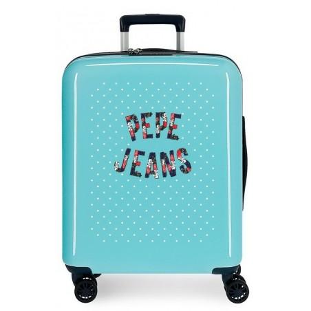 Maleta cabina TSA Pepe Jeans Emory Dots