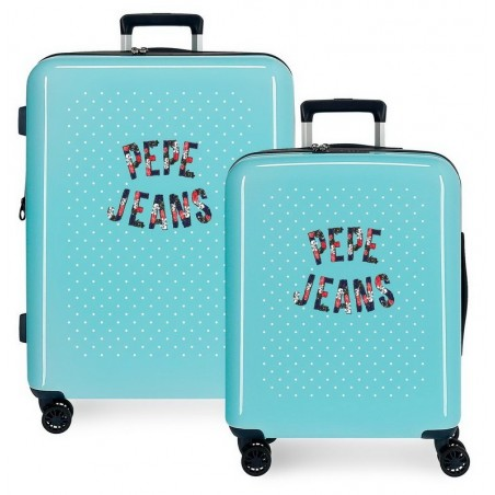 Juego de maletas Pepe Jeans Emory Dots