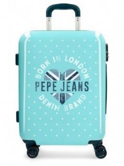 Maleta cabina Pepe Jeans Emory Stars