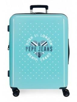 Maleta mediana Pepe Jeans Emory Stars