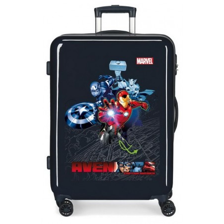 Maleta mediana Marvel Avengers Armour Up
