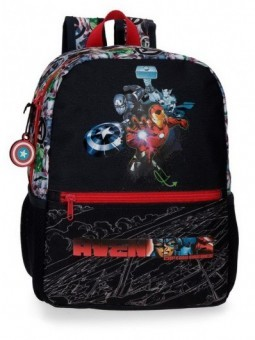 Mochila mediana adaptable Marvel Avengers Armour Up