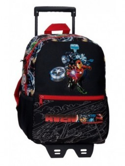 Mochila mediana con carro Marvel Avengers Armour Up