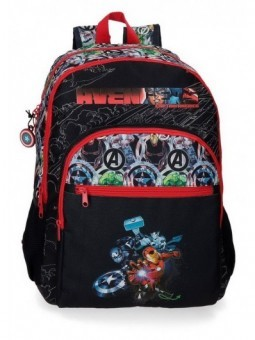 Mochila doble Marvel Avengers Armour Up