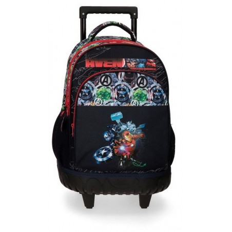 Mochila 2 ruedas Marvel Avengers Armour Up