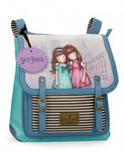 Mochila casual pequeña Gorjuss Friends Walk Together