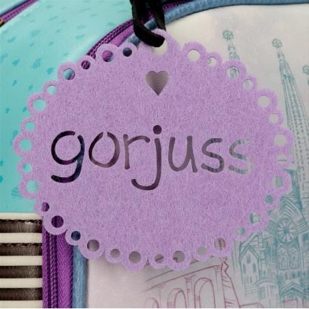 "Bolso portaordenador 14"" Gorjuss Friends Walk Together"