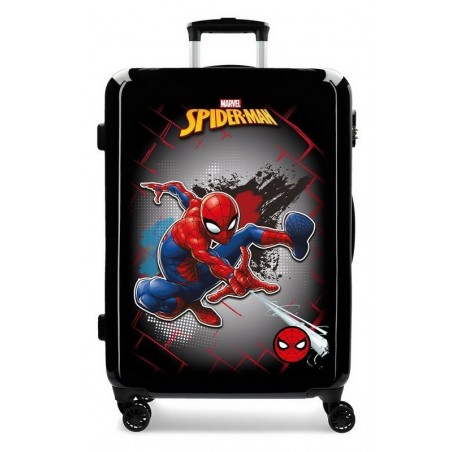 Maleta mediana Marvel Spiderman Red