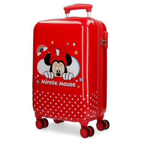 Maleta cabina Disney Minnie Rainbow