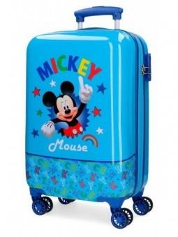 Maleta cabina Disney Mickey Stars