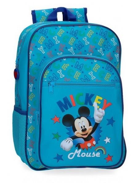 Mochila Disney Mickey Stars