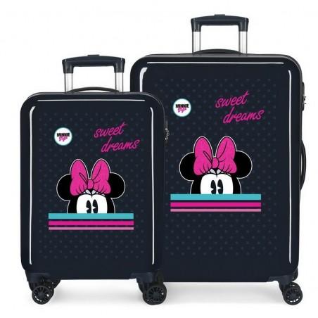 Juego de maletas Disney Sweet Dreams Minnie