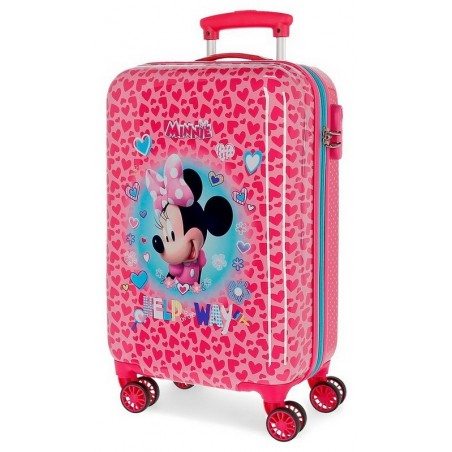 Maleta cabina Disney Minnie Help on the day