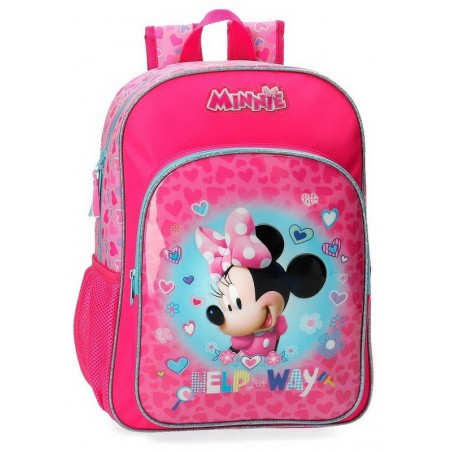 Mochila adaptable Disney Minnie Help on the day