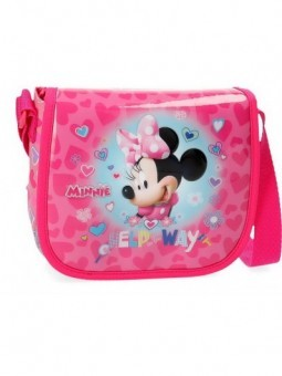 Bolso con solapa Disney Minnie Help on the day
