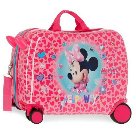 Maleta correpasillos Disney Minnie Help on the day
