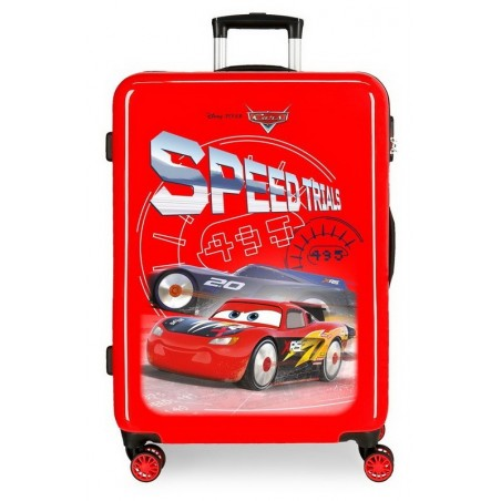 Maleta mediana Disney Cars Speed Trials