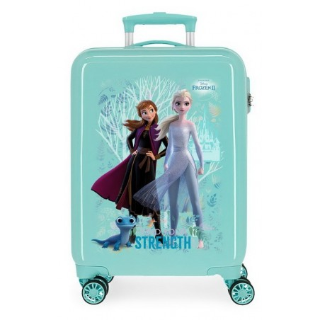 Maleta cabina Disney Frozen Find Your Strenght
