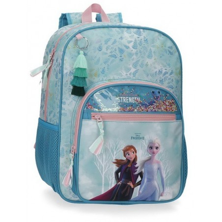 Mochila doble adaptable Disney Frozen Find Your Strenght