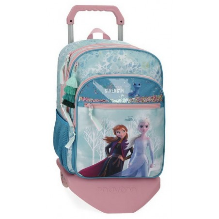 Mochila doble con carro Frozen Find Your Strenght