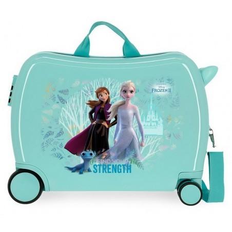Maleta correpasillos Disney Frozen Find Your Strenght