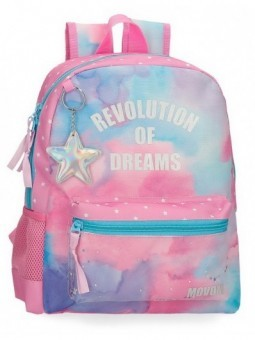 Mochila mediana Movom Revolution Dreams