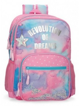 Mochila doble Movom Revolution Dreams
