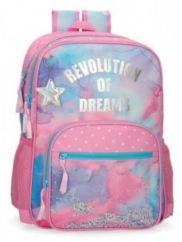 Mochila doble adaptable Movom Revolution Dreams