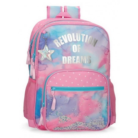 Mochila doble adaptable Movom Revolution Dreams