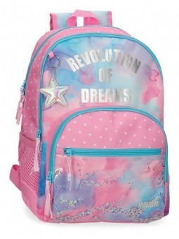 Mochila doble reforzada adaptable Movom Revolution Dreams