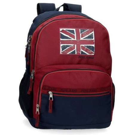 Mochila doble adaptable Pepe Jeans Andy