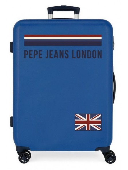 Maleta mediana Pepe Jeans Overlap
