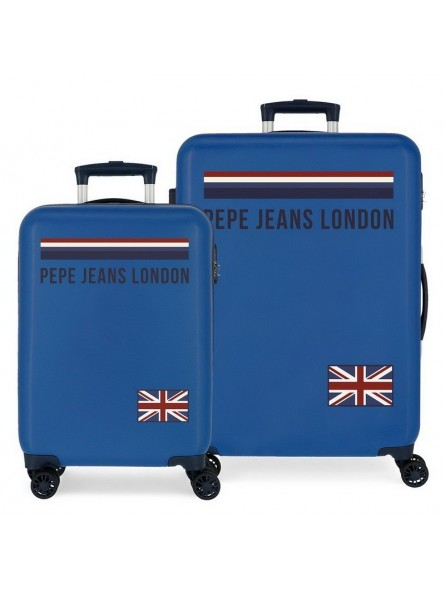 Juego de maletas Pepe Jeans Overlap