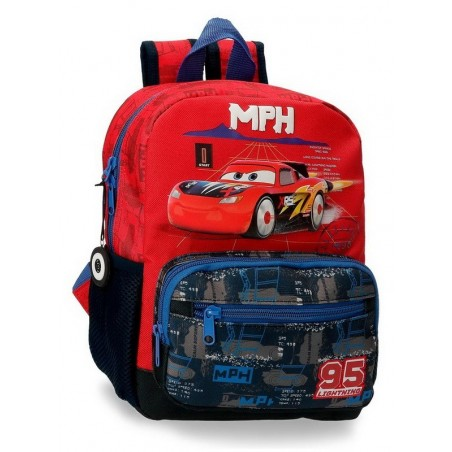 Mochila pequeña adaptable Disney Cars Rocket Racing