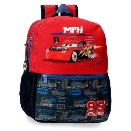 Mochila mediana adaptable Disney Cars Rocket Racing