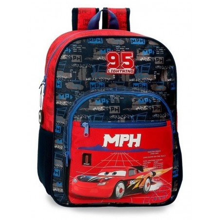 Mochila grande adaptable Disney Cars Rocket Racing
