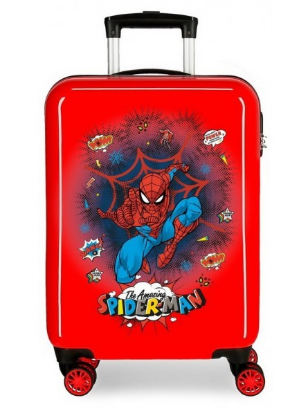 Maleta cabina Marvel Spiderman Pop