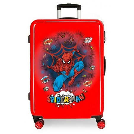 Maleta mediana Marvel Spiderman Pop