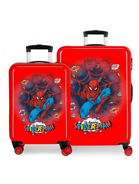 Juego de maletas Marvel Spiderman Pop