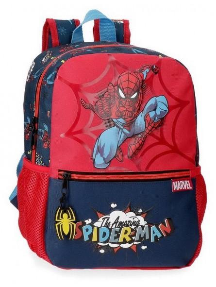 Mochila mediana adaptable Marvel Spiderman Pop