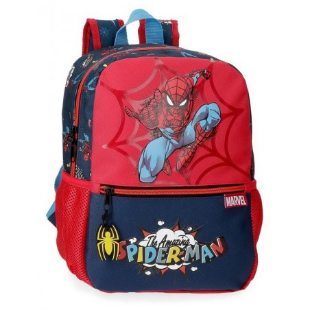Mochila mediana adaptable Marvel Spiderman Pop