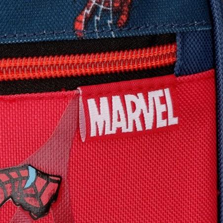 Mochila grande con carro Marvel Spiderman Pop