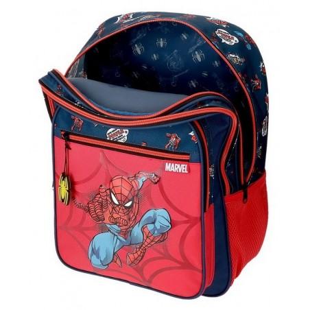 Mochila doble adaptable Marvel Spiderman Pop