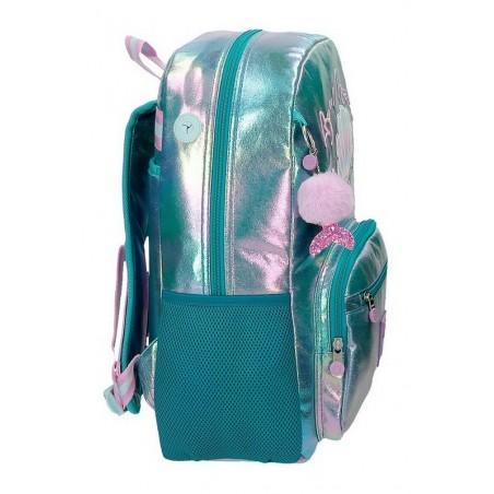 Mochila grande adaptable Enso Be a Mermaid