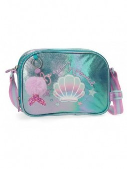 Bolso mediano Enso Be a Mermaid
